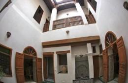Dar-Houdou-courtyard