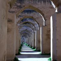 Royal_stables_Meknes