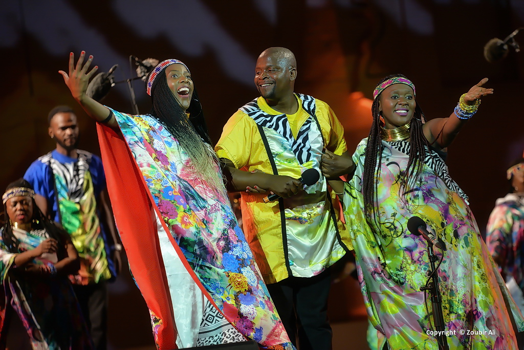 Soweto Gospel Choir, Fes 2019